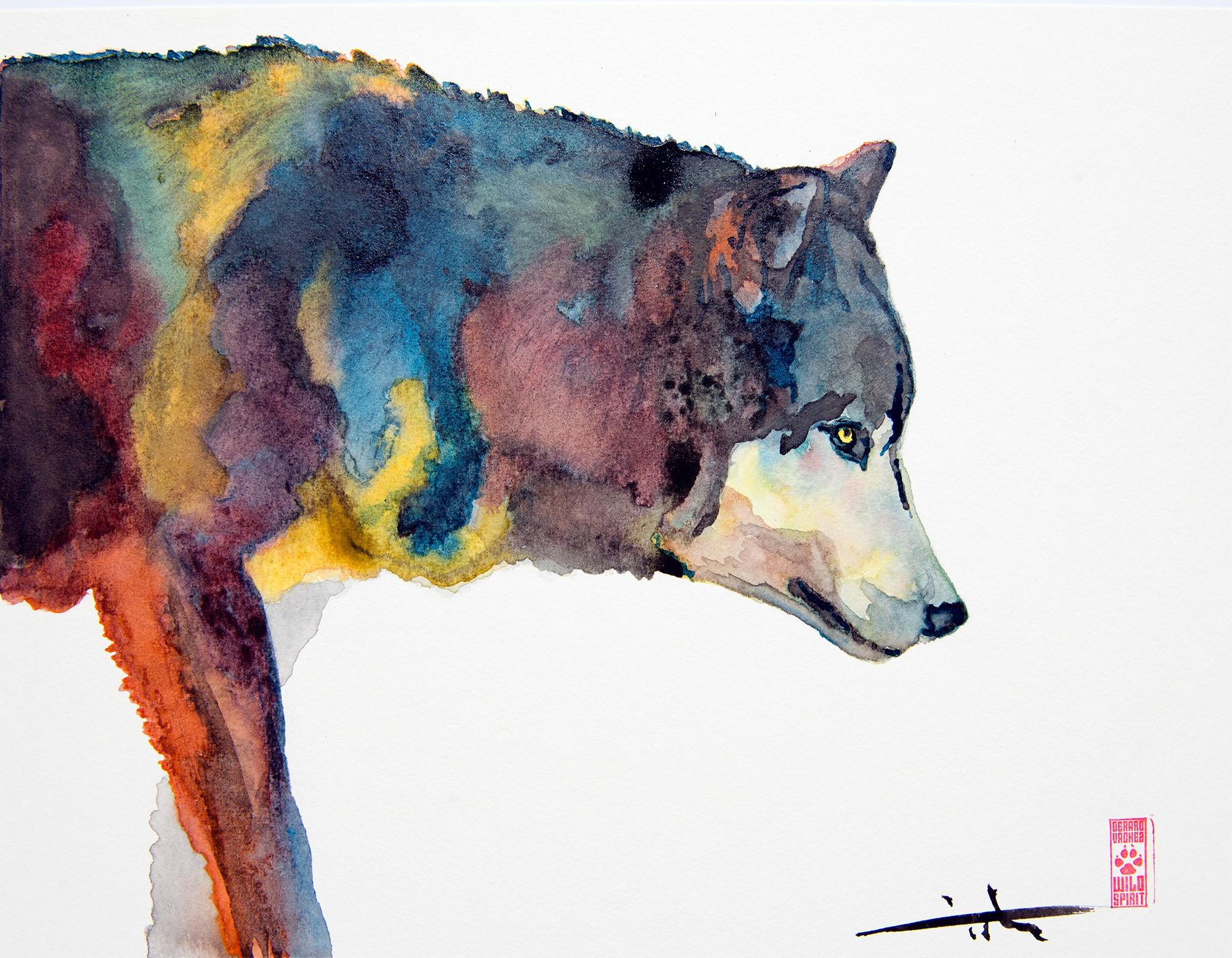 Wild Spirit #16