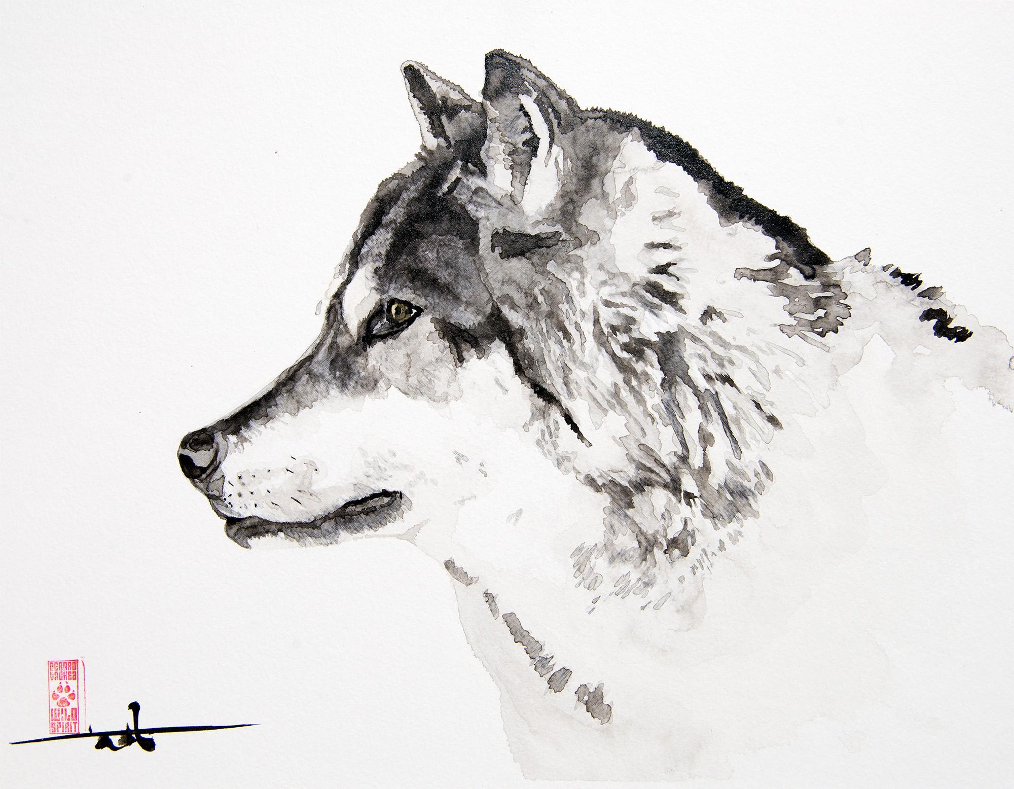 Wild Spirit # 18